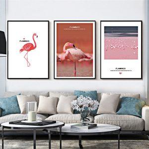 bộ tranh hồng hạc bắc âu